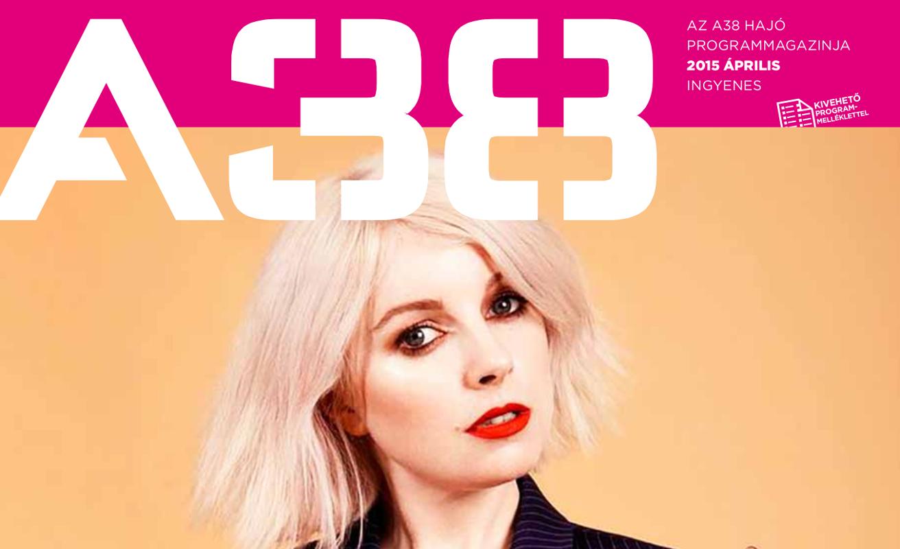 A38 magazin, 2015. április
