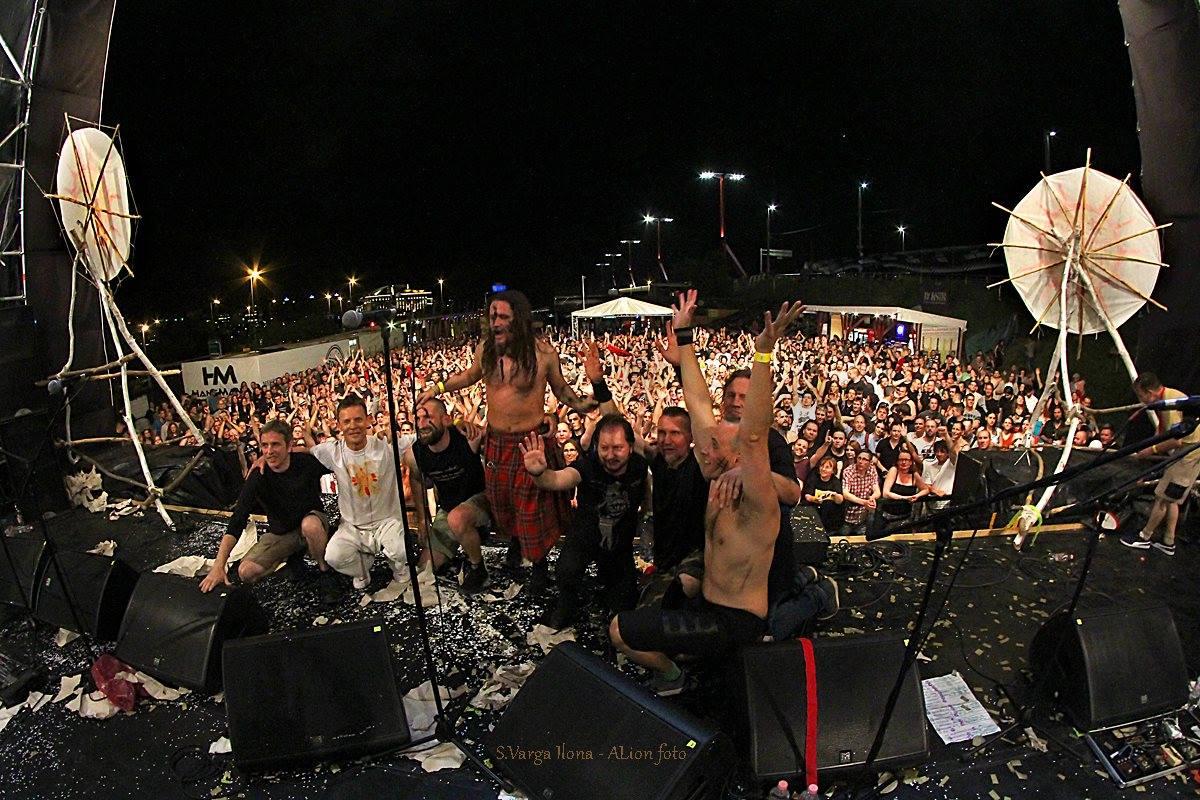 Iggy Pop és Jello Biafra kedvenc zenekara: Vágtázó Halottkémek