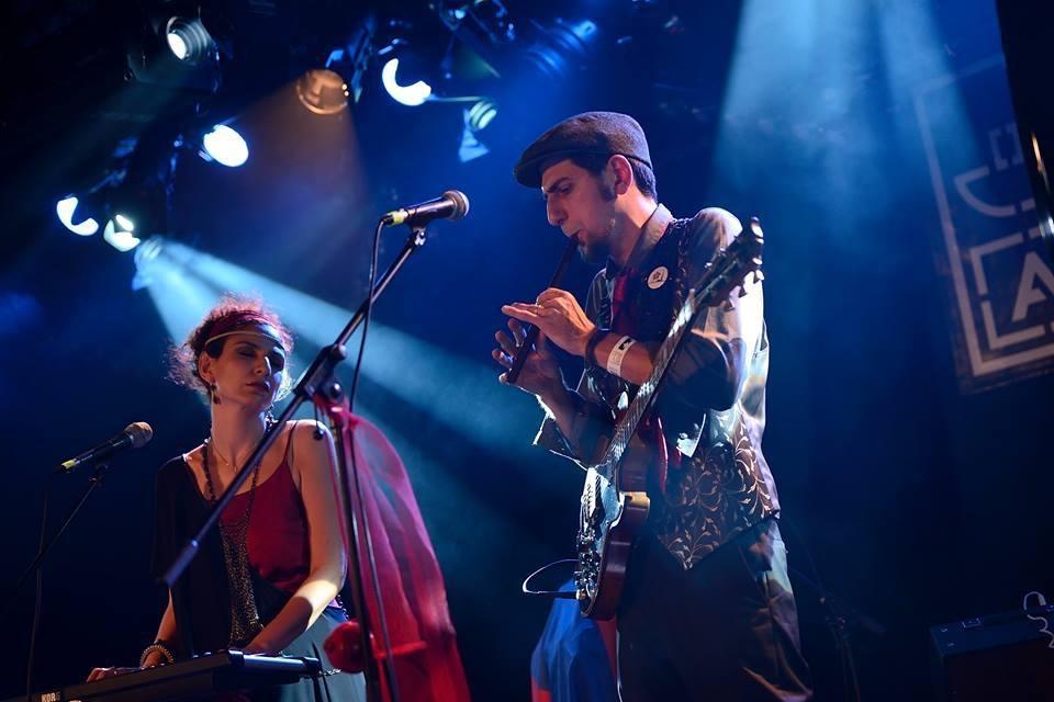 Örmény népzene és art rock: Deti Picasso