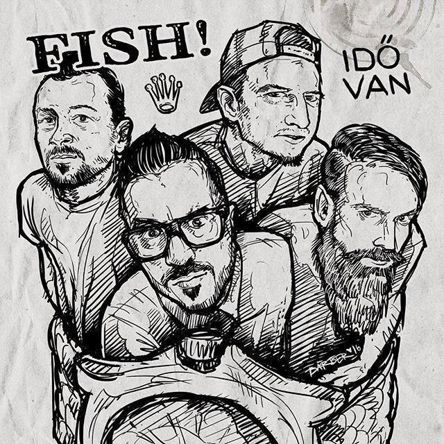 Pop punk és metálos húzás: Fish!