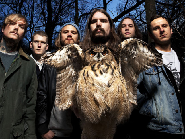 Black 'n' roll from Norway: Kvelertak