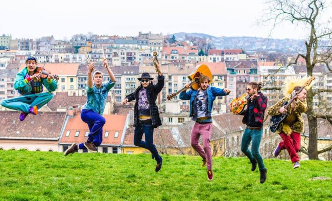 Súlyos energiabomba: Bohemian Betyars
