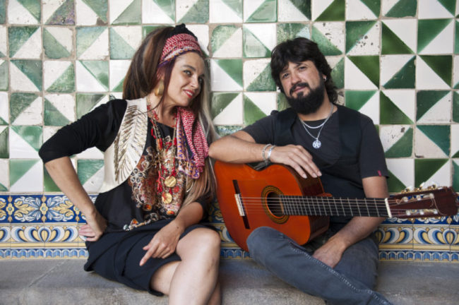 When creativity breaks loose: Marinah & Chicuelo