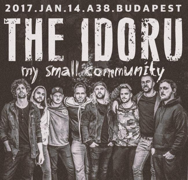 """""""Egyediek voltunk, és a megfigyelések alapján erősen pulzálóak élőben"""": The Idoru"""