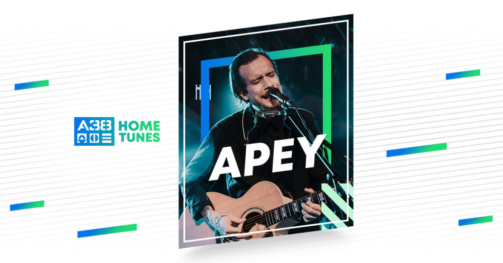 A38 Home Tunes #6 | Apey